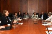 CDEEE muestra resultados de gestión a misión del FMI
