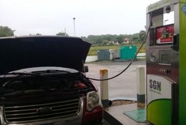 Combustibles bajan de RD$1.00 a RD$7.00