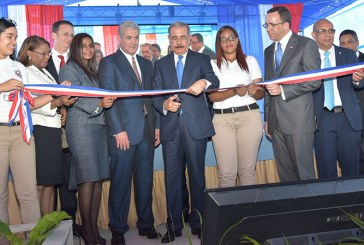 Danilo entrega tres nuevos centros educativos en Puerto Plata