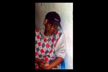Familiares buscan pariente desaparecido