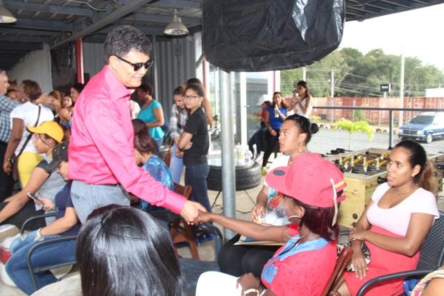 Alcaldía SDO celebra Día Nacional de la Juventud