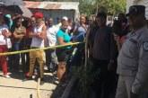 Hombre mata su mujer, un hijo de ambos y se suicida en SJM