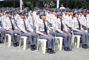 Policía Nacional gradúa a 582 nuevos agentes