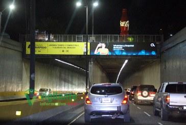 MOPC cerrará a partir del lunes túneles y elevados por mantenimiento