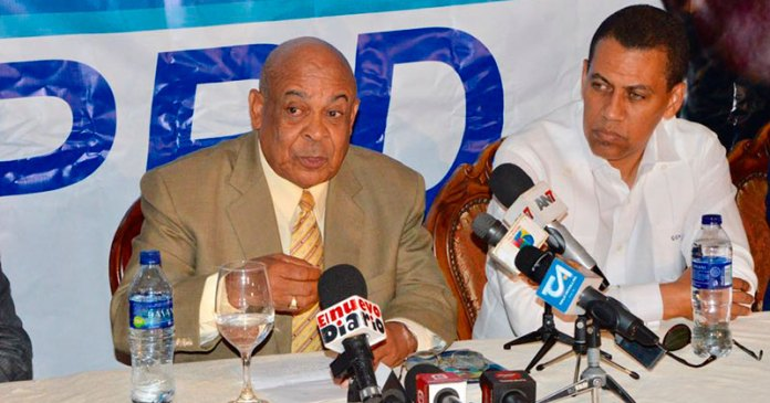 Convención del PRD
