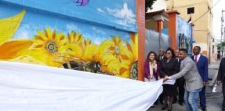 """devela """"Mural Transformación"""""""