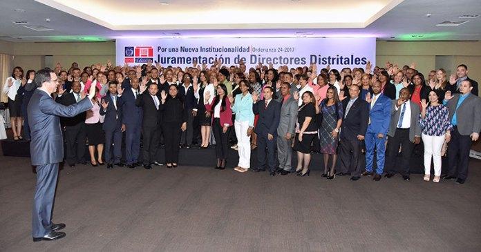 Directores de Distritos de Educación