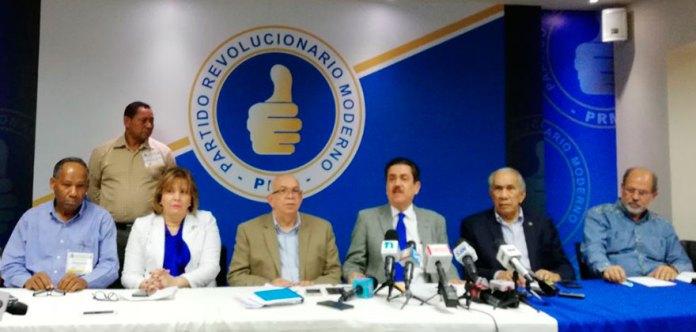 Convención del PRM