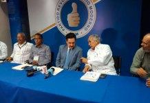 Comisión Organizadora de la Convención del Partido Revolucionario Moderno (PRM)