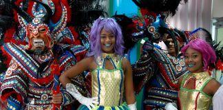Carnaval Santo Domingo Este