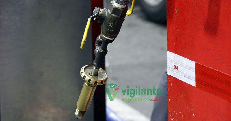 Combustibles aumentan entre cuatro y tres pesos esta semana