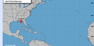 Tormenta subtropical Alberto