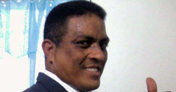 segundo teniente ® José Luis Payano Bonilla, de la Fuerza Aérea de República Dominicana (FARD)