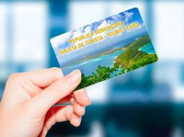 Tarjeta de Turista