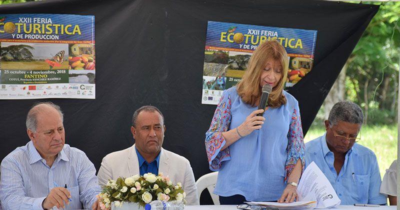 Destacan potencial ecoturístico y productivo provincia Sánchez Ramírez