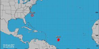 huracán Beryl