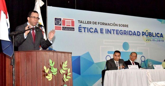 Ética e Integridad Gubernamental