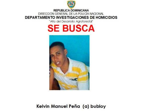 Kelvin Manuel Peña (Bubloy)