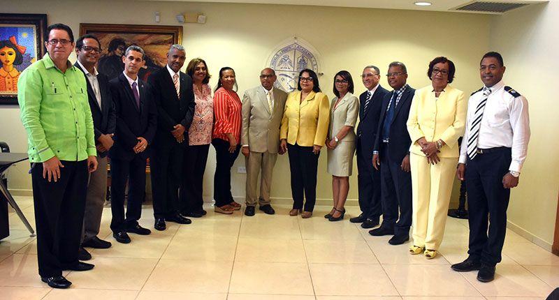 Conozca los nuevos funcionarios designados por Emma Polanco en la UASD