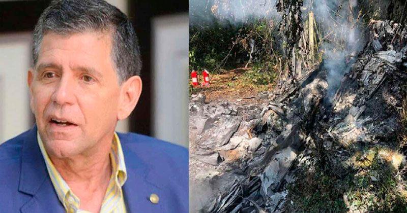 Muere cardiólogo y empresario en accidente aéreo en El Higüero