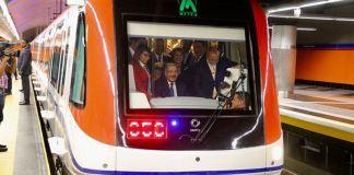 Línea 2B del Metro de Santo Domingo