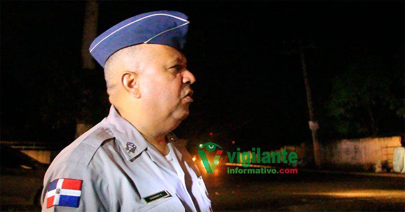 VIDEO: Crímenes y asaltos hacen mudar al general Suardy a El Almirante