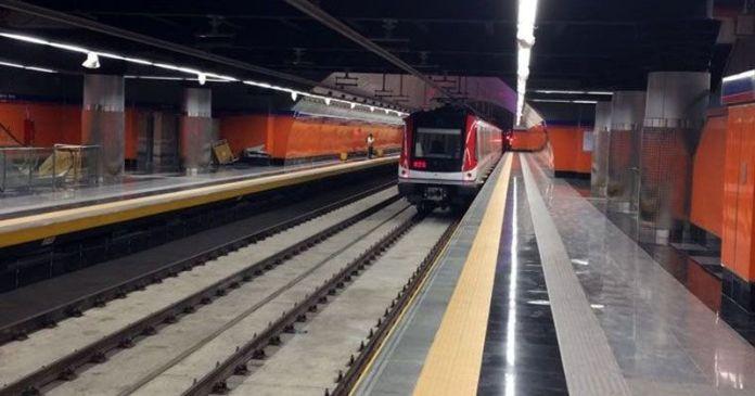 Metro en Santo Domingo