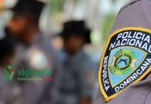 Policía mata su esposa