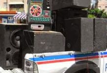 Policía Nacional detiene