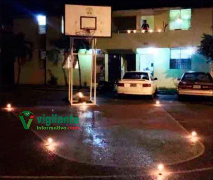 VIDEO: Cientos despiden al profesor Peyton asesinado por un celular