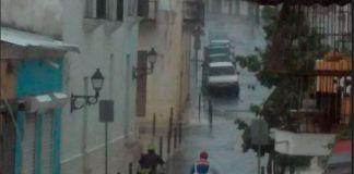 tormenta tropical Isaac