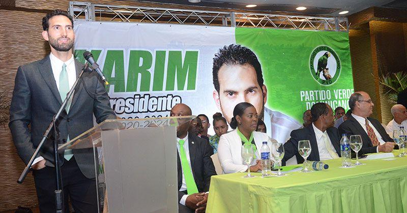 Presentan a Karim Abu Naba'a como precandidato presidencial para el 2020