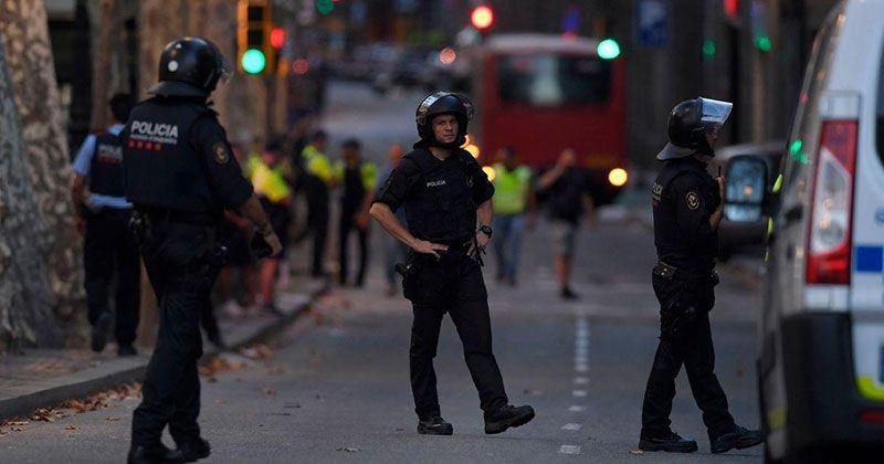 Policía barcelonesa asesta duro golpe a mafias dominicanas