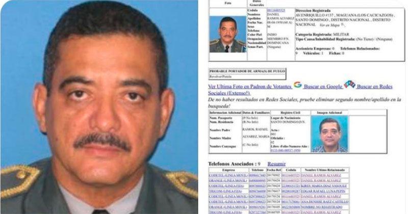 Resultado de imagen para coronel ramos alvarez