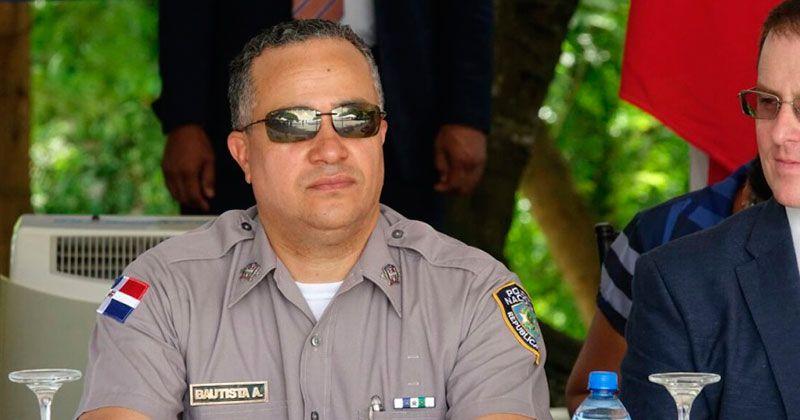 Director de la Policía introduce cambios en el DN y varias provincias