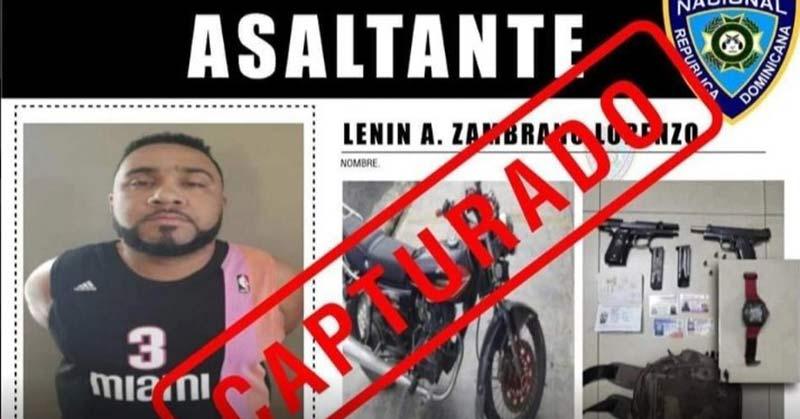 Acusan venezolano de despojar de reloj costoso a un norteamericano