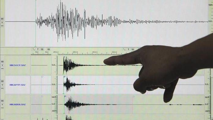 Fuerte temblor
