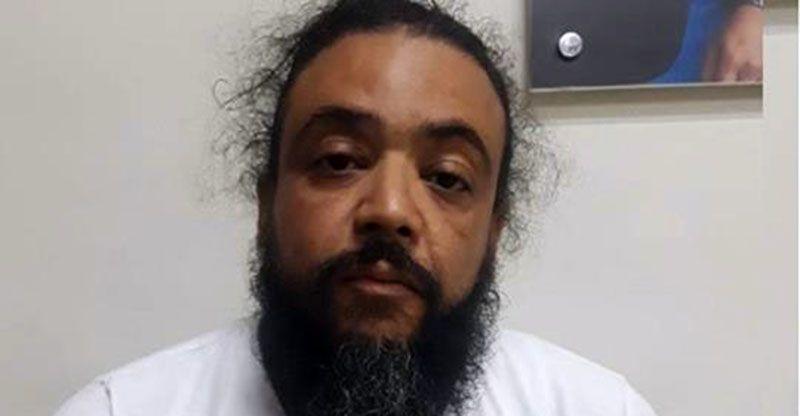 DNCD apresa a Matías el Fuerte por cargamento 363 kilos de cocaína