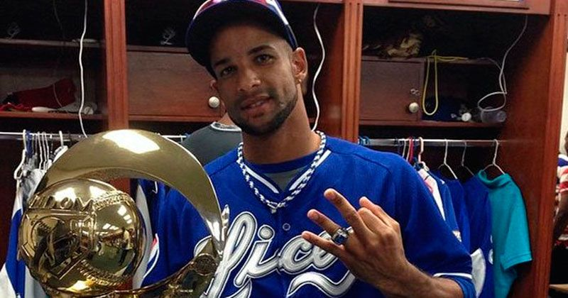 Falleció el beisbolista Braulio Lara en accidente tránsito en la carretera Sánchez