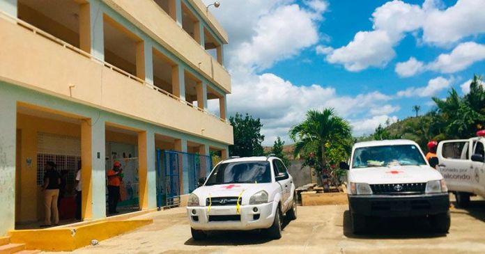 escuela de Cotuí