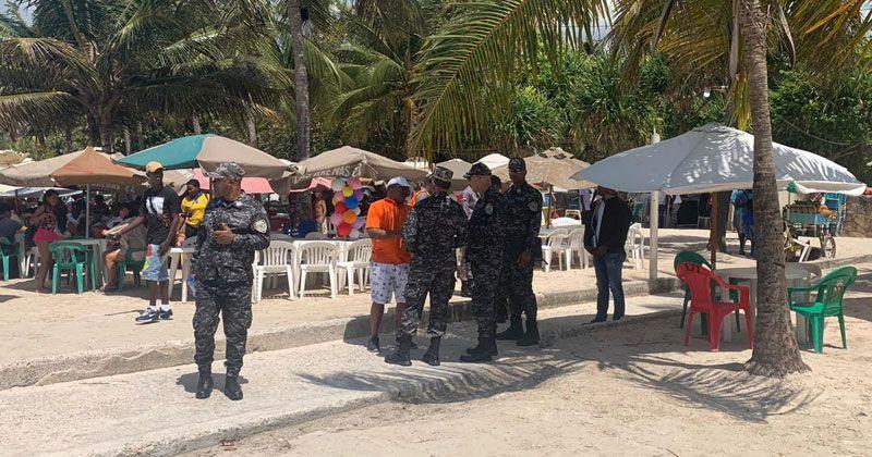 Policía incrementa vigilancia en Santo Domingo Este y Boca Chica