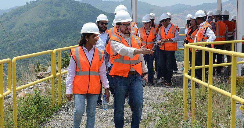 Presidente ANJE pondera Plan de Manejo Ambiental de Barrick Pueblo Nuevo