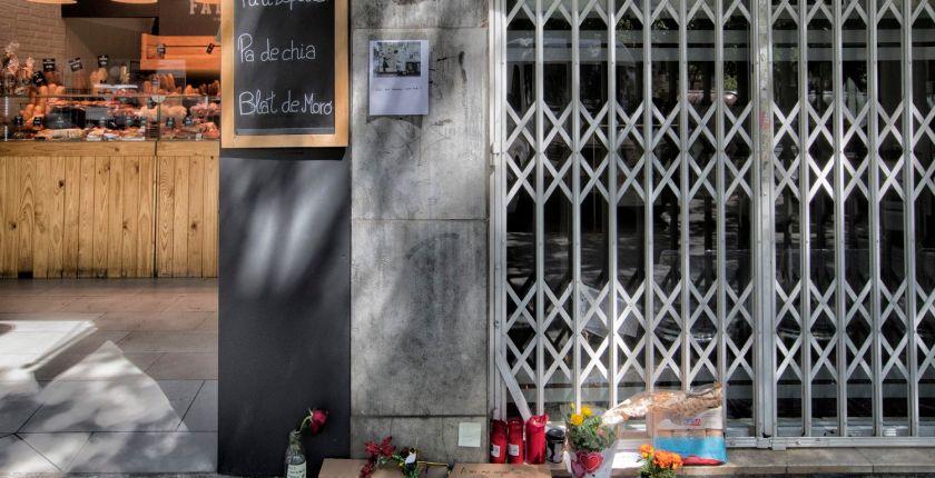 La muerte solitaria de Laureano, Imad, Juan Ramón y Jean Pierre