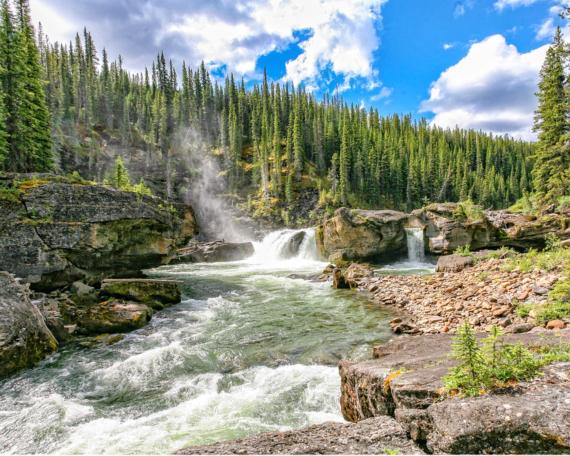 River, Crossing the River, Beautiful River
