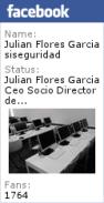 Visitanos en la pagina de facebook Director de seguridad