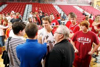 Media with Jordan Hulls