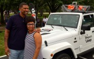 2016-08-28 Jalen Rose at Jeep event