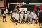 Myles Turner basketball camp4