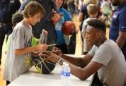 Myles Turner basketball camp5