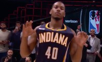 Glenn Robinson III, Pacers, 2017 All-Star Weekend, Slam Dunk Contest